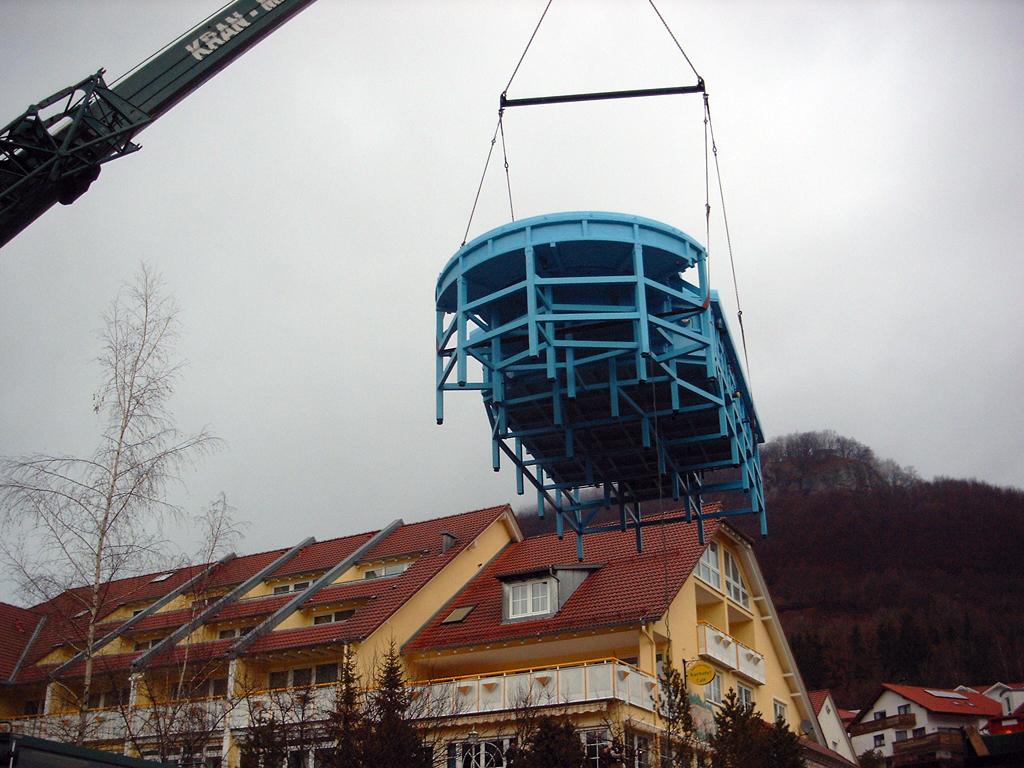 Hotel Schwimmbecken Bad Ditzenbach