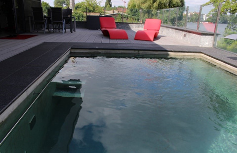 Schwimmbecken Berlin