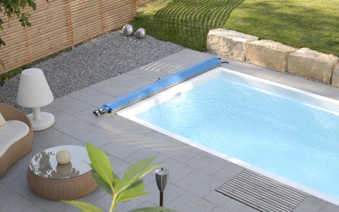 Pool für Kurzentschlossene
